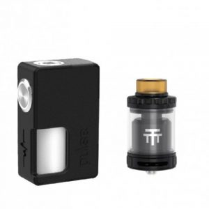 E-cigareta VANDYVAPE Pulse Box+Tank VANDYVAPE Triple 28