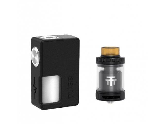 E-cigareta VANDYVAPE Pulse Box+Tank VANDYVAPE Triple 28