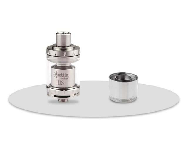 E-filter UD Goblin mini V3+ UD dodatak Goblin, silver