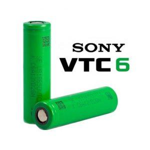 Baterija SONY VTC6 18650, 3120mAh