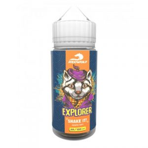 Shake&Vape RED WOLF Explorer 20/120ml