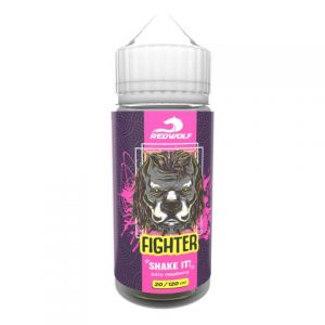 Shake&Vape RED WOLF Fighter 20/120ml
