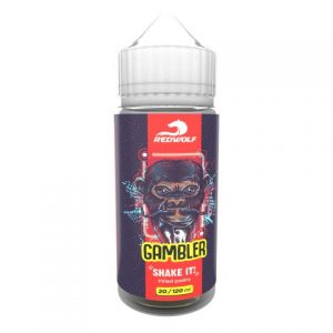 Shake&Vape RED WOLF Gambler 20/120ml