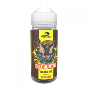 Shake&Vape RED WOLF Old Hunter 20/120ml