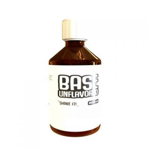 Baza RED WOLF Unflavored 50/50, 500ml