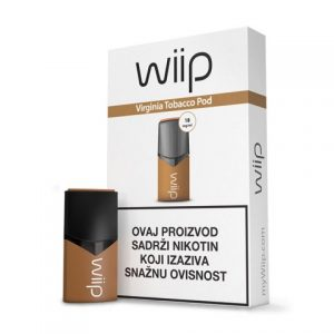 E-tekućina WiiPod, Virginia Tobacco 18mg