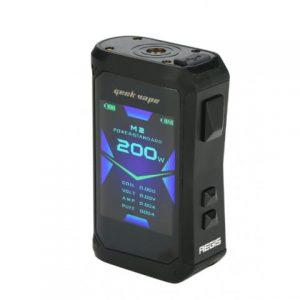 E-cigareta GEEKVAPE Aegis X mod, stealth black