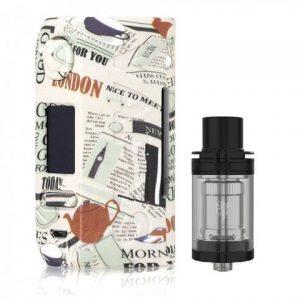 E-cigareta VAPOR STORM Puma mod, old story+Tank JOYETECH Unimax 22,black