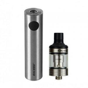 E-cigareta JOYETECH EXCEED D19,silver+Tank JOYETECH EXCEED D19,silver