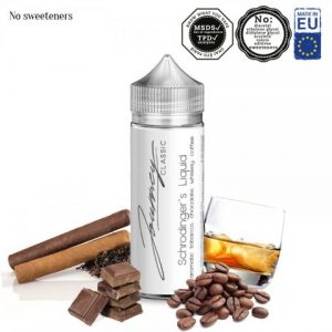 Shake&Vape JOURNEY Classic Schrodinger`s Liquid 24/120 ml