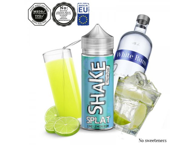 Shake&Vape JOURNEY Shake Splat 24/120 ml