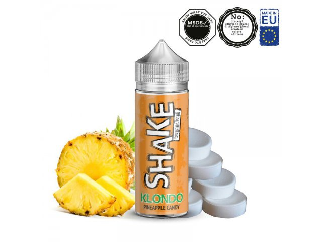 Shake&Vape JOURNEY Shake Klondo 24/120 ml