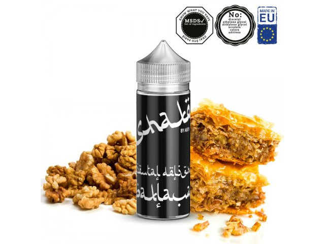Shake&Vape JOURNEY Shake Baklava 24/120 ml
