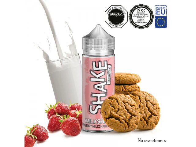 Shake&Vape JOURNEY Shake Milkshake 24/120 ml