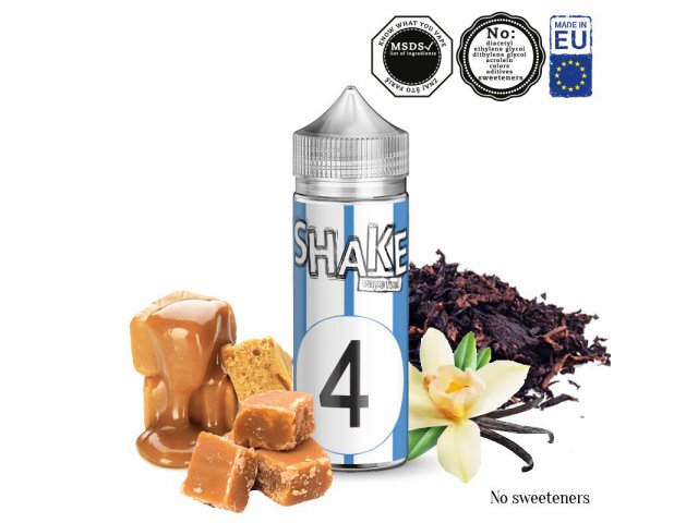 Shake&Vape JOURNEY Shake 4 24/120 ml
