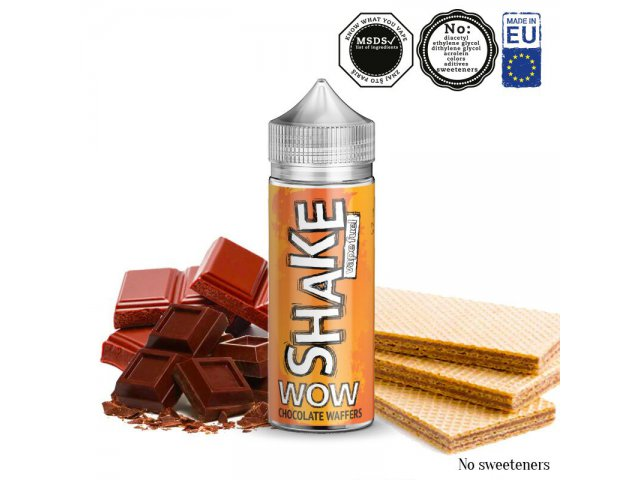 Shake&Vape JOURNEY Shake Wow 24/120 ml