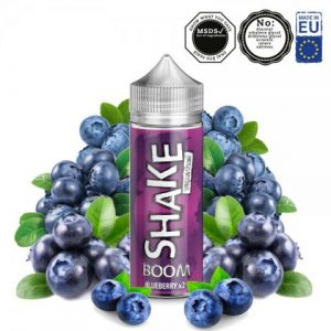 Shake&Vape JOURNEY Shake Boomberry 24/120 ml