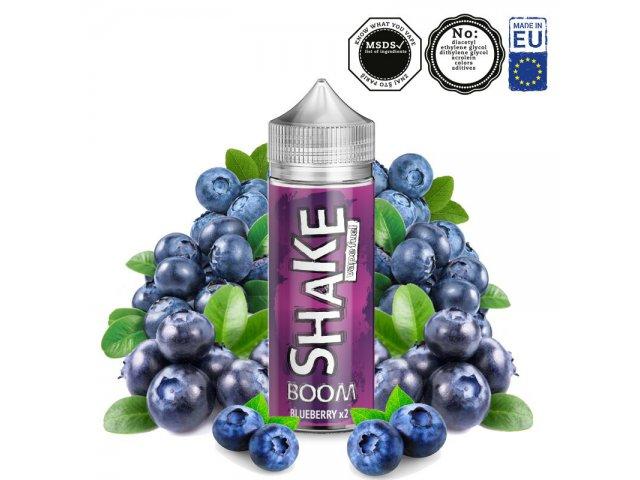Shake&Vape JOURNEY Shake Boomberry 24/120 ml