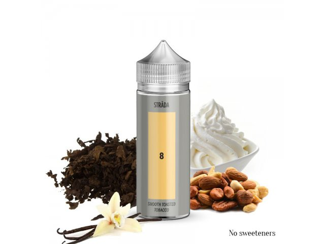 Shake&Vape JOURNEY Strada 8 24/120 ml