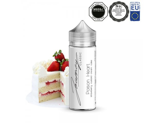 Shake&Vape JOURNEY Classic Poison Heart 24/120 ml