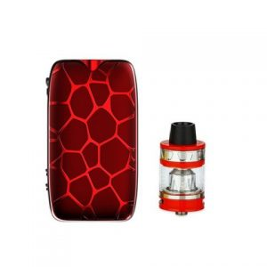 E-cigareta IJOY Mystiquebox mod,red+Tank JOYETECH ProCore Aries,red