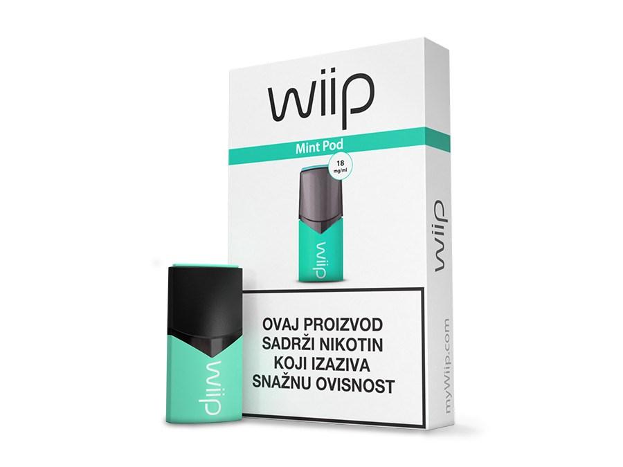 E-tekućina WiiPod, Mint 18mg