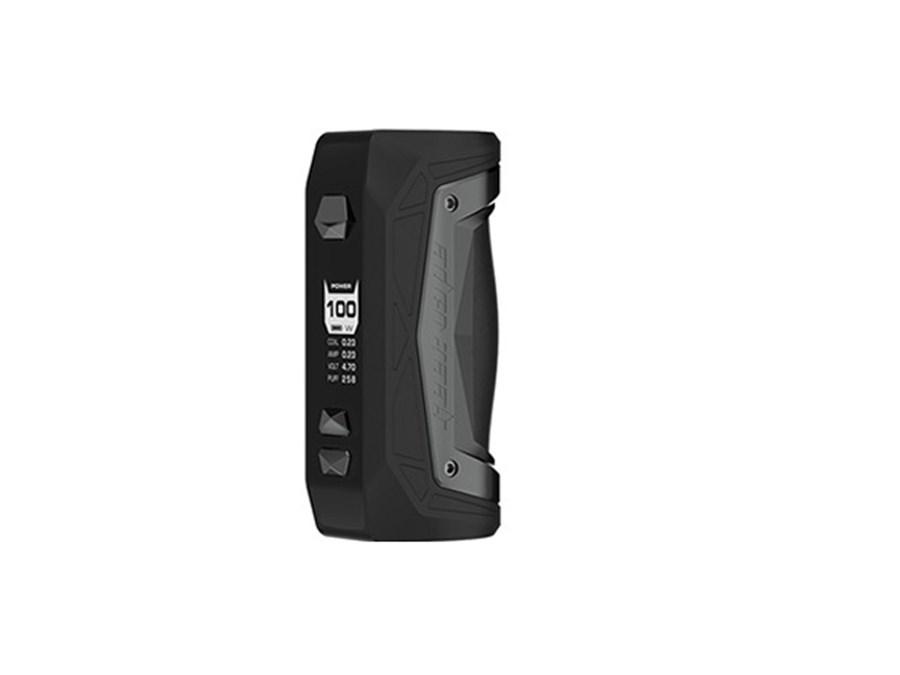 E-cigareta GEEKVAPE Aegis Max mod, black tung