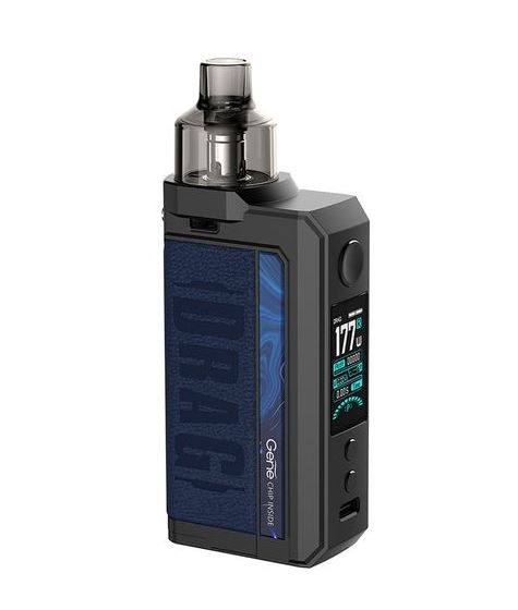 E-cigareta VOOPOO Drag Max, Galaxy blue