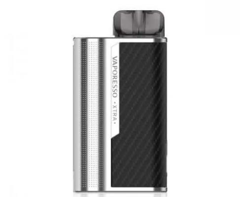 E-cigareta VAPORESSO XTRA, silver